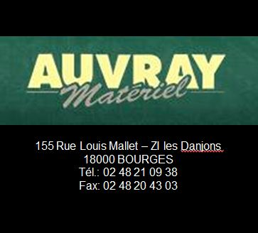 AUVRAY MATERIEL