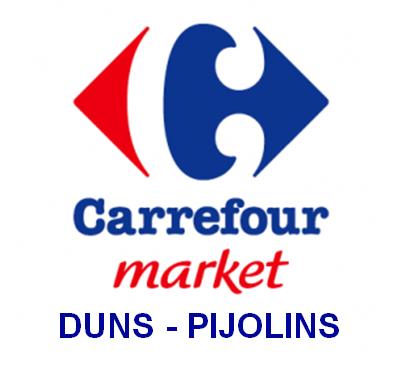 Carrefour Market Duns Pijolins