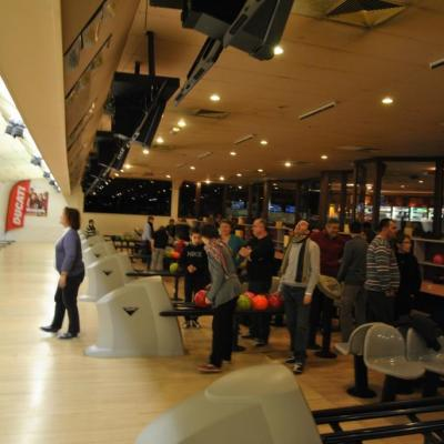 Soirée Bowling 2013