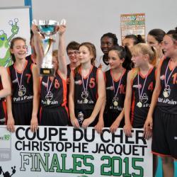 U13F - Victoire du CJMBB