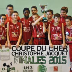 U13G - Victoire du BC Mehun