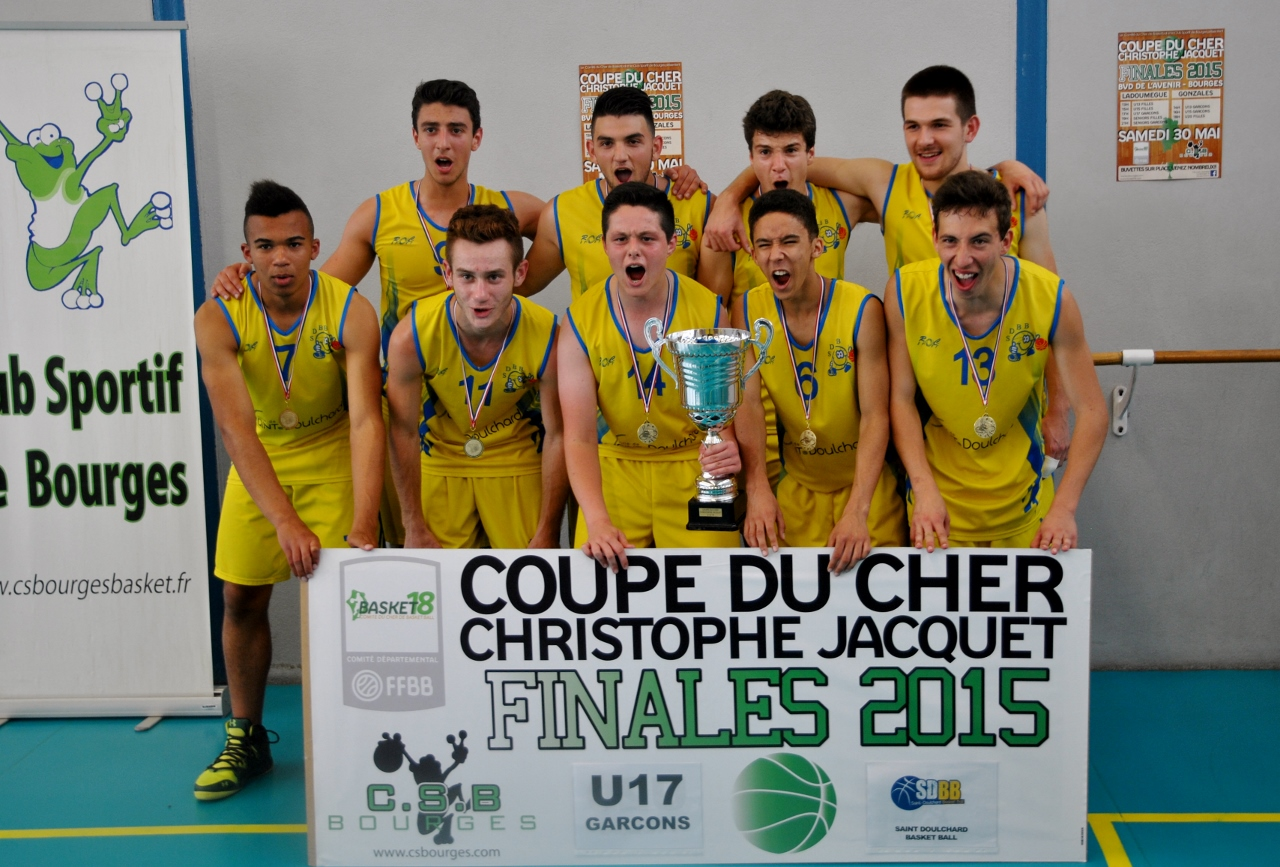 U17G - Victoire du SDBB