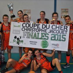 SENIORS FILLES - Victoire de la CTC StFlo-CJMBB