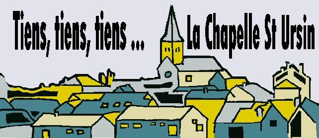 LA CHAPELLE ST URSIN