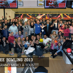PHOTO GROUPE BOWLING 2013
