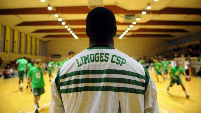 CSP Limoges Champion de France
