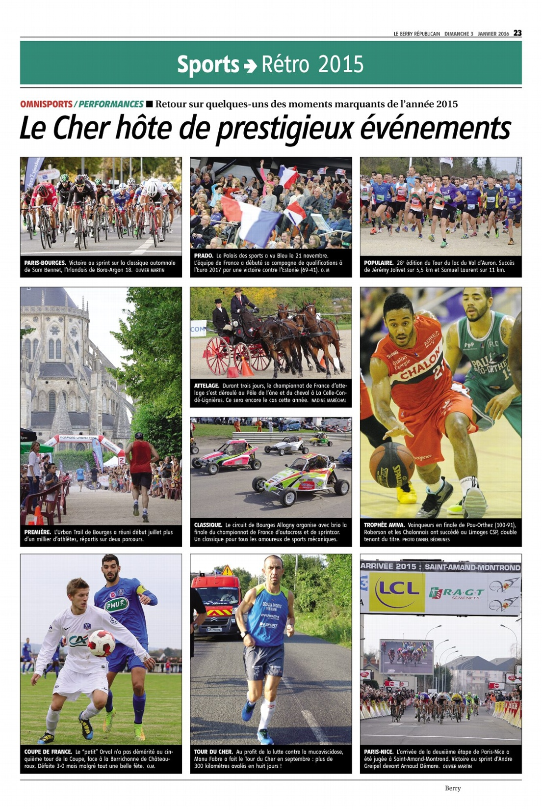 Br evenements sportifs 2015