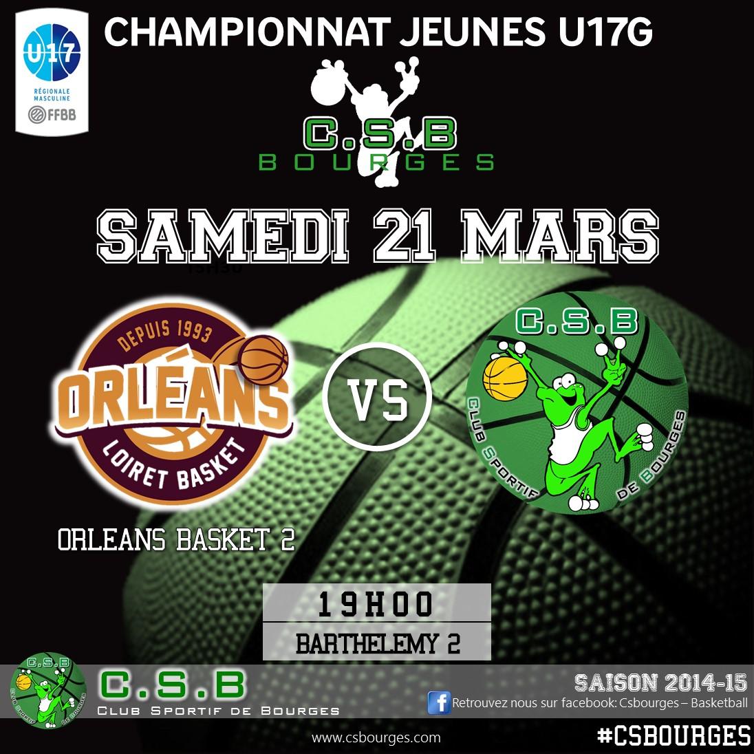 Match des U17G