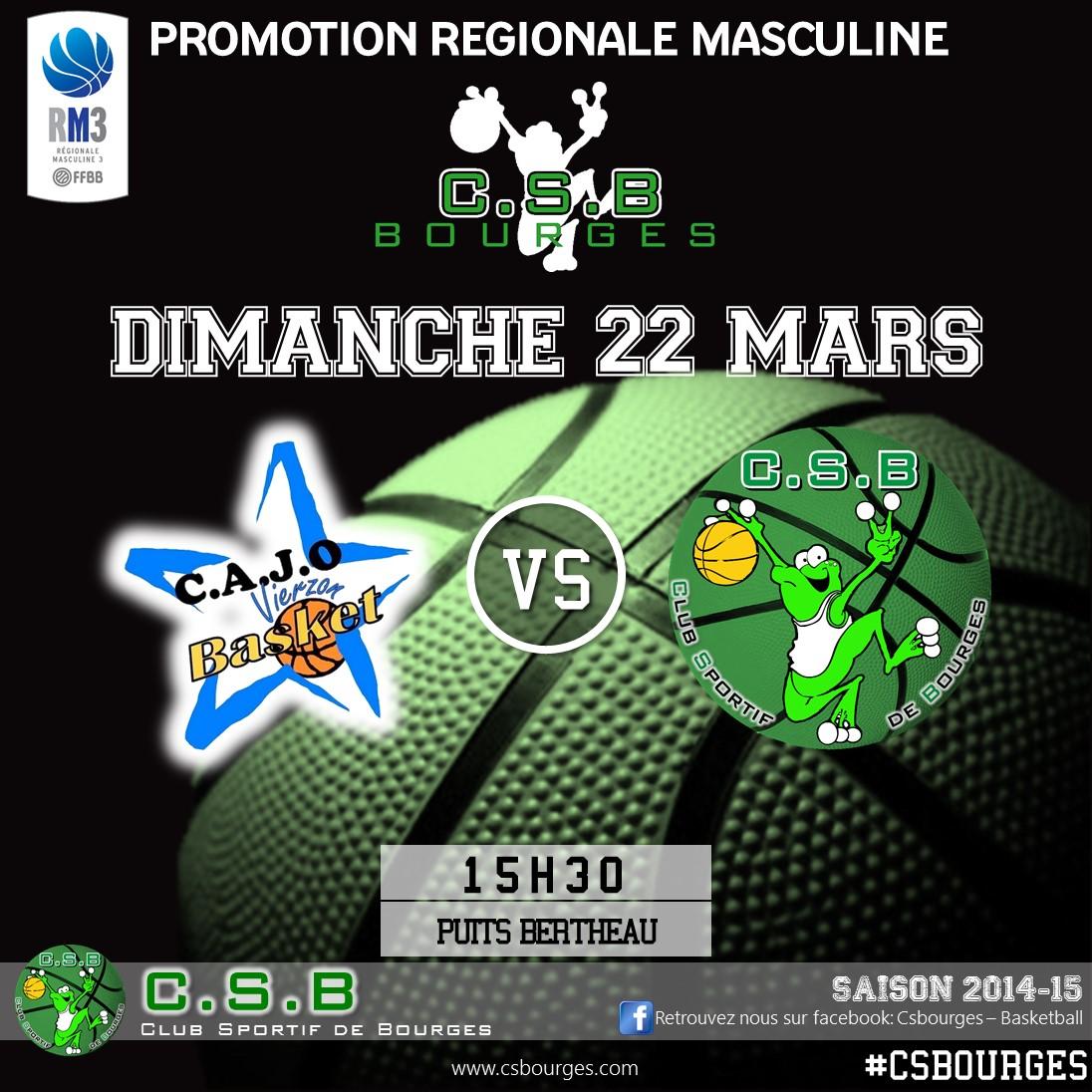 Match de la PRM