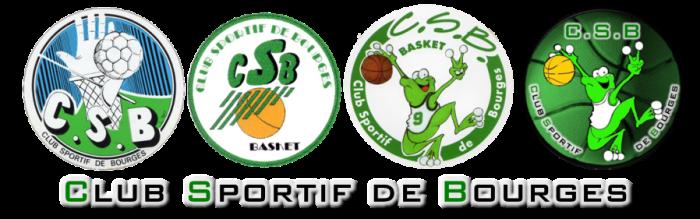 Logos CS Bourges