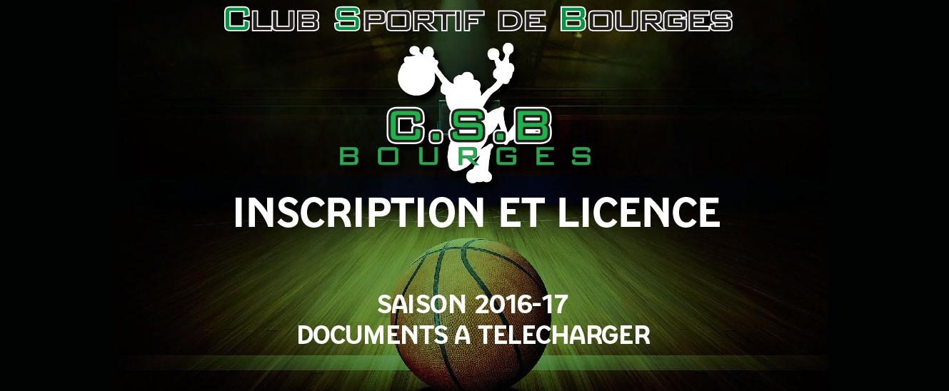 Licence 201617