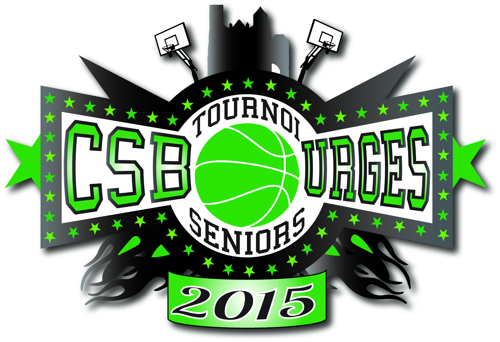 Logo tournoi senior
