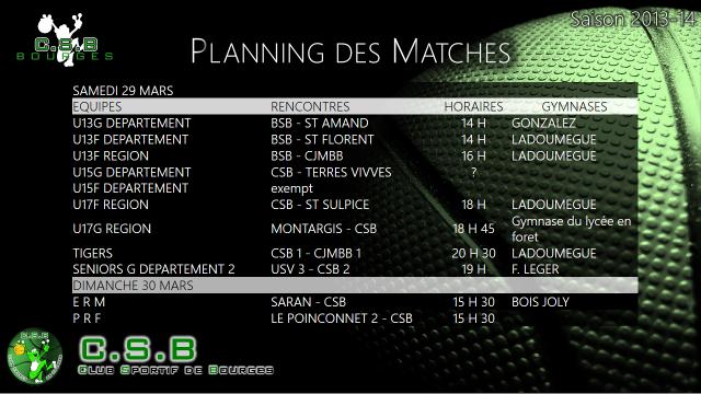 Planing 11