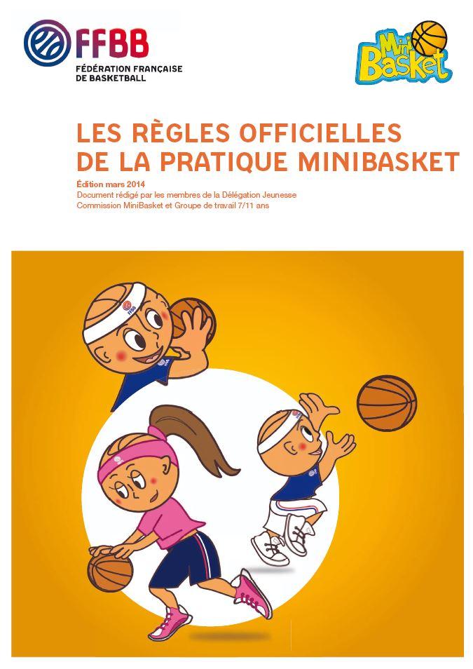 Regles officielles minibasket
