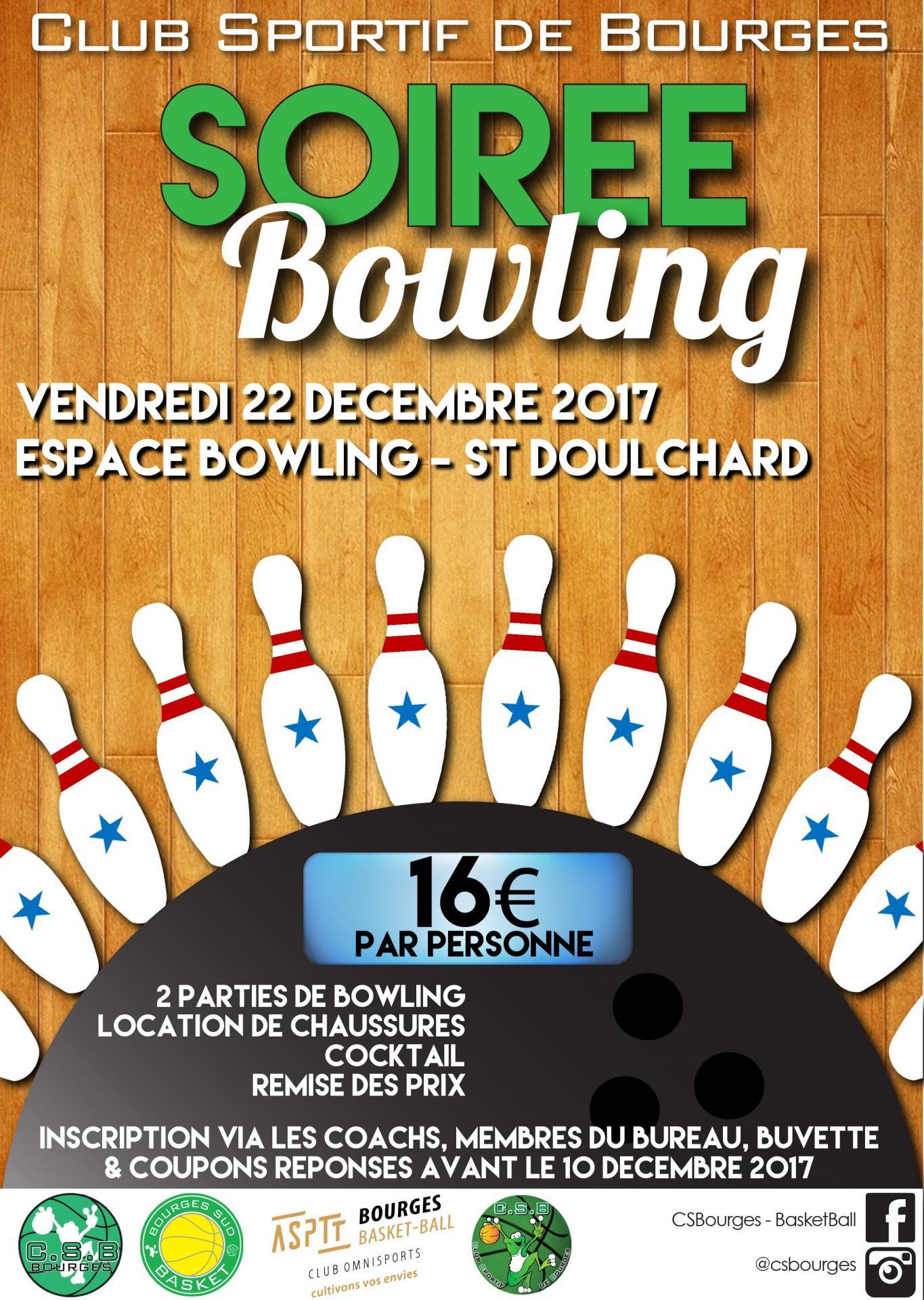 Soiree bowling 2017 2
