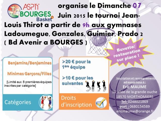 Tournoi affiche 2015