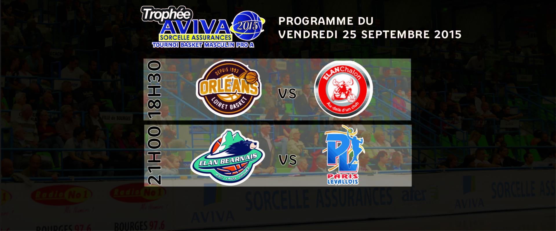 Programme du 25 septembre 2015