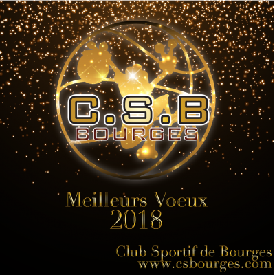 Voeux csb 2018